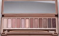Wholesale Shadow Palette Pcs - 2017 HOT Makeup Eye Shadow Heat Palette 12 New Colors Eye Shadow 12 pcs free shipping by dhl