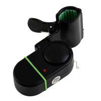 satmak için çan toptan satış-Toptan-YENI Elektronik Bite Balık Alarm Bell Olta Pole W / LED ışık Sıcak Satış