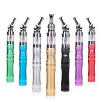 Wholesale E Cig X6 Variable Voltage - Electronic Cigarette ECT X6 E Cigarette Kit 1100mah E Hookah Starter Kit E Cig Ego Pen Vape Smok Vaporizer Variable Voltage
