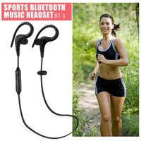 Wholesale silver cell phone music resale online - OY3 Wireless Bluetooth Music Headset Mini Sport Stereo In ear Earphone Car Handsfree Headphone Earhook for Phone iPhone Samsung S8
