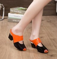 Wholesale Low Price High Heel Sandals - Classic high-priced summer sandals high heels Europe and the United States retro banquet sandals dating shoes cool and stable foot shoes