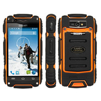 Entdeckung V8 3G Rugged Smartphone 4.0 Zoll Android 4.2 Dual Core 256MB RAM 512MB ROM Dual SIM 2800mAh Wifi GPS Bluetooth