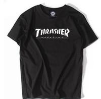 Wholesale T Shirt Teen Boy - Boys summer t-shirt teens high school students short-sleeved men's letters printed cotton students t-shirts