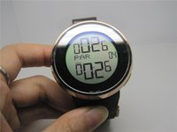 gummi chronographen uhren großhandel-Neue Mode Digitaluhr Top Qualität Quarzuhren für Männer Gummi Armbanduhr G01