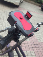 Wholesale Car Wheel Top - Toney Adjustable Rotatable Arm Bike Phone Holding Device For Car Wheel Top Quality Phone Holder For iPhone  Huawei