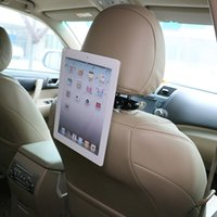 Universal Headrest Cradle Magnetic Car Mount para Apple iPad 2 3 4 mini 1 2 3 4 Air 6-10 inch Tablets