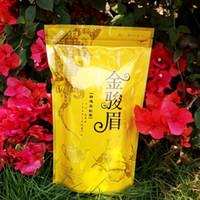 chá de estômago venda por atacado-2016 Novo Top Class China Wuyi Chá Preto Jinjunmei Chá Proteger o estômago, Diurético e reduzir a pressão arterial Para Cuidados de Saúde Frete grátis