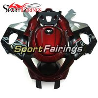 Wholesale fairing thundercat 97 resale online - Red Black Silver Injection Fairings For Yamaha YZF600R Thundercat Complete Motorcycle Kit ABS Fairing Plastic Hulls New