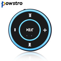 Wholesale Video Bluetooth Adapter - Wholesale- Wireless Bluetooth Audio Receiver Handsfree Car Kit Music Audio Adapter 3.5mm Aux Jack for Headphone Speaker