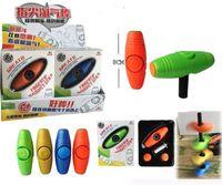 ungezogener plastik großhandel-Zappeln Sie Rollover Zappeln Sie Spinner-Multifunktionsfingerspitzen-frecher Stock-Rollen-Plastikdesktophandspinner-Maß-mit Seiten versehenes Flip Rollenspielzeug