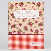 Wholesale 4r Photo Album - Color Random!!! 4R 6'' 100 Pockets Floral Photo Album Memory Pictures Storage Hold Case Wedding Photo Scrapbook Gift