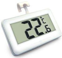 Wholesale Mini Display Refrigerator - New arrival Mini Refrigerator Thermometer Digital LCD Display Waterproof Freezer Temperature meter temp tester with Hook - 20C-60C