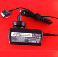 Wholesale Lenovo K1 Adapter - Wholesale-12V 1.5A Universal AC DC Power Supply Adapter Wall Charger For Lenovo Le pad S1 K1 Y1011 Tablet PC US EU Plug Free Shipping
