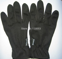 Wholesale Wholesalers Leather Work Gloves - Wholesale- High Quality Mens Working Gloves, Synthetic Leather Gloves, Synthetic Leather Working Gloves 3 size available