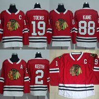2 Duncan Keith 2018 New Season  88 Patrick Kane  19 Jonathan Toews Chicago  Blackhawks Hockey Jerseys Stitched New Jersey Free Shipping 4902faf0d