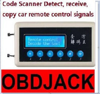 Wholesale ford key remote control - 315Mhz Remote Control Code Scanner(copier) Car key remote control Wireless Remote Key Code Scanner Detect