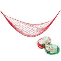 Wholesale Wholesale Roped Hammocks - Wholesale Comfortable Hanging Nylon Mesh Rope Hammock Sleeping Hanging Bed for Hiking Camping Outdoor Travel Sports Beach Yard
