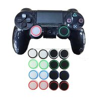 Tappo in silicone Thumb Stick Joystick Grip Cover in gomma per PlayStation 4 PS4 Controller wireless Switch XBOX