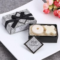 Wholesale Wholesales sets XO Soap Wedding Favors Gifts For Guests Souvenirs Decoration Event Party Supplies