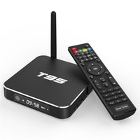 Wholesale Hd Casing - Amlogic S905 T95 TV BOX 2G 8G Bluetooth Android Quad Core Metal Case 4K KD Fully Load VS T95M T95X T95R Pro