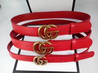 Wholesale women s leather belts without buckles resale online - 2018 men high quality luxury leather belt men women hot designer belts Buckle ceinture homme mens belts luxury without box