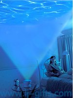 Wholesale Speaker Night Lamp - Ocean Sea Waves Night Light Projector Speaker Mood Lamp