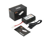 Wholesale Max Car Battery - IMAX RC A3 Remote Control Car NiMH Compact Charger Battery Charger Free shipping I-MAX
