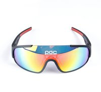 Wholesale Vintage Sport Bikes - The New POCs Persol Sunglasses Luxury Vintage Sports Sun Glasses For Men Women Bicycle Mens Brand Designer Sunglasses Bike Cycling Glasses