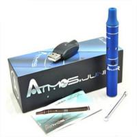 Wholesale ago pen vape kit resale online - Mini AGO G5 Dry Herb Vaporizer Vape Pen AGO G5 Mini Herbal Vaporizer Thread Wax Dry Herb Pen Vapor E Cigarette Kit