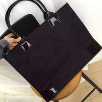 Wholesale Large Leather Bags For Women - high quality women shoulder bag Ella tote purse nylon handbag for traval