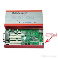 Wholesale Multidiag pro CDP G TF Card A high qualtiy green board R3 CDP pro VCI TCS with bluetooth cartoon box