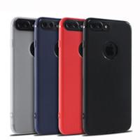 iphone cep telefonu kamera çantaları toptan satış-Kırmızı elma iphone goophone 7 7 artı 6 S artı panda göz kamera koruma tasarım TPU yumuşak kabuk Koruma Cep telefonu kılıfları