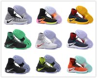 Wholesale Volleyball Spike - 2016 New Arrival Kobe Elite Hyperdunk 11 Weaving Men's Basketball Shoes for Top quality 11s USA Navy Sports Training Sneakers Size 7-12