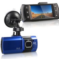Wholesale Gps Tracker Lcd - Novatek 2.7 Inch LCD HD Full 1080P Car DVR Dash Cam Camera Video Recorder G-sensor Night Vision Video Recorder Car DVR