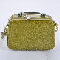 Wholesale Cheap Mini Makeup Bags - Travel Cosmetic Bag Cheap Luxury Women Bags Portable Cosmetic Makeup Case Mini Makeup Case Mini Travel Cosmetic *50