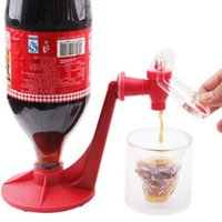 Atacado Fashion Creative Home Bar Coca-Cola Fizzy Soda Soft Drinking Drink Saver Dispense Dispenser Faucet