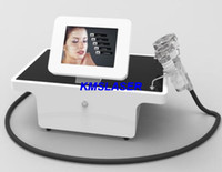 Wholesale wrinkle rf machine line resale online - Korean new technology magic line Vacuum RF bio colors LED light skin lifting weight loss spa machine