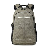 Wholesale Canvas Laptop Bags For Men - Men Canvas Backpacks for Laptop Large Capacity Computer Bag Casual women School Bagpacks Travel Rucksacks ZDD4272