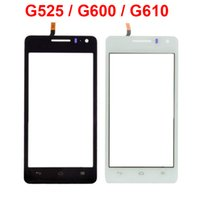 Wholesale Huawei G525 Phone - Cell Phone Parts Replacement LCD Touch Panels For Huawei G525   G600   G610 Touch Screen Glass Sensor