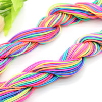 Wholesale Chinese Knot Braided Cord - 1.0mm Jade Cord, braided cord, Chinese Knot Jade Line Wire,String Line Cord for Bracelet DIY10pcs bag ZYL0016