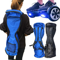 Wholesale Two Wheel Scooter Bag - New Portable 6.5 8 10 Inches Hoverboard Backpack Shoulder Carrying Bag for 2 Wheel Electric Self Balance Scooter Travel Knapsack