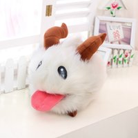 Wholesale Dolls 25 Cm - New LOL Poro plush toy Poro Doll Legal Edition High quality 25 cm 1pcs SUPER CUTE& SOFT &HIGH QUALITY Kids Toys Gift