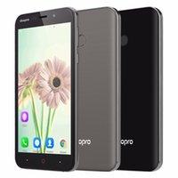 Wholesale P1 Lte - Doopro P1 Pro 4G Smartphone 5 Inch Android 6.0 Quad Core 2GB RAM 16GB ROM 4200mAh Battery Wifi GPS Fingerprint