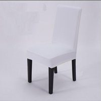 Wholesale Hotel Spandex - High Stretch Spandex Chair Cover for Wedding Banquet Hotel Bar Home and Party Supplies 11 Color Available