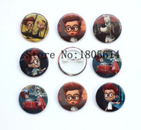 Wholesale Animated Sky - New! Popular 48pcs animated logo button pin diameter 3cm charming kids party best gift