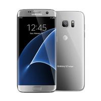 Wholesale Black White Warehouse - German warehouse Original Refurbished Samsung Galaxy S7 Edge G935F 4G RAM 32G ROM Quad Core Unlocked Phones