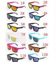 Wholesale spy new - New Brand Designer Spied Ken Block Helm Sunglasses Fashion Sports Sunglasses Oculos De Sol Eyeswearr 12 Colors Unisex Glasses epacket