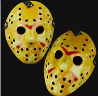 asesinos de máscara al por mayor-Nuevo diseño de Halloween Freddy VS Jason Mask Killer Mask Máscaras de fiesta para Halloween Festival Cosplay Erythema 2 Estilos