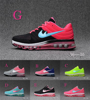 Flat sport design football - 2017 New Design Womens Maxes KPU Running Shoes Female Sports shoes walking low sneakers Size