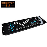 tp mini al por mayor-Precio barato 192 DMX Controller, Mini Led Stage Light Controller 90V-240V, Calidad DMX Console Professional Stage Light 192 Controller TP-D01